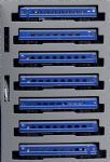 Kato 10-1234  Series 14 Sleeper Express Sakura JR Sasebo 7 Car Set